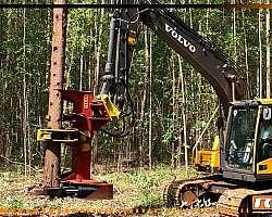 Distribuidor cabeçote florestal