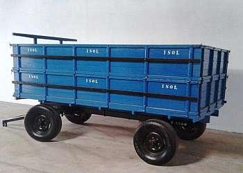 Carreta agricola 4 rodas