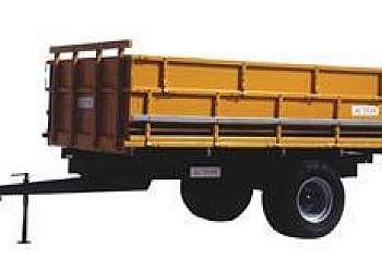 Carreta agrícola 3 toneladas