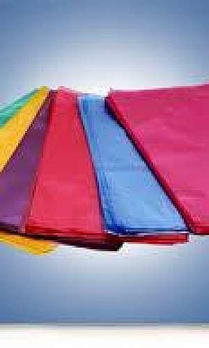 Empresa que vende saco colorido