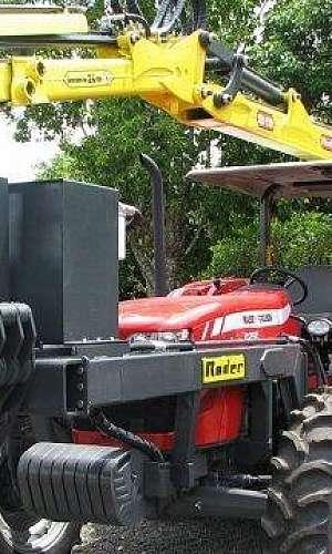 Empresas de equipamentos florestais