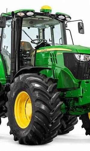 Equipamentos para tratores agrícolas