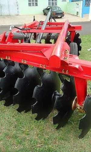 Grade agrícola