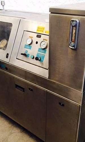 Máquinas para processar alimentos
