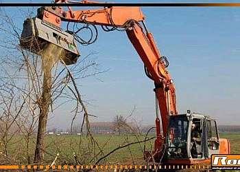 Comprar triturador para escavadeira
